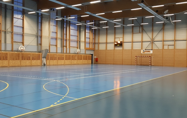 Complexe Sportif Edouard Landrain Salle Costantini